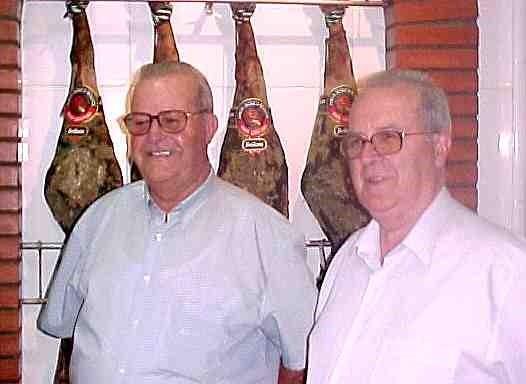 Fundadores Miguel y Antonio Quintero