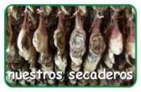 Nuestra fábrica y secaderos en Monesterio